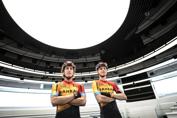 RICHARD MILLE與巴林麥拉倫自行車隊合作,將由旗下車手來實際測試全新的...