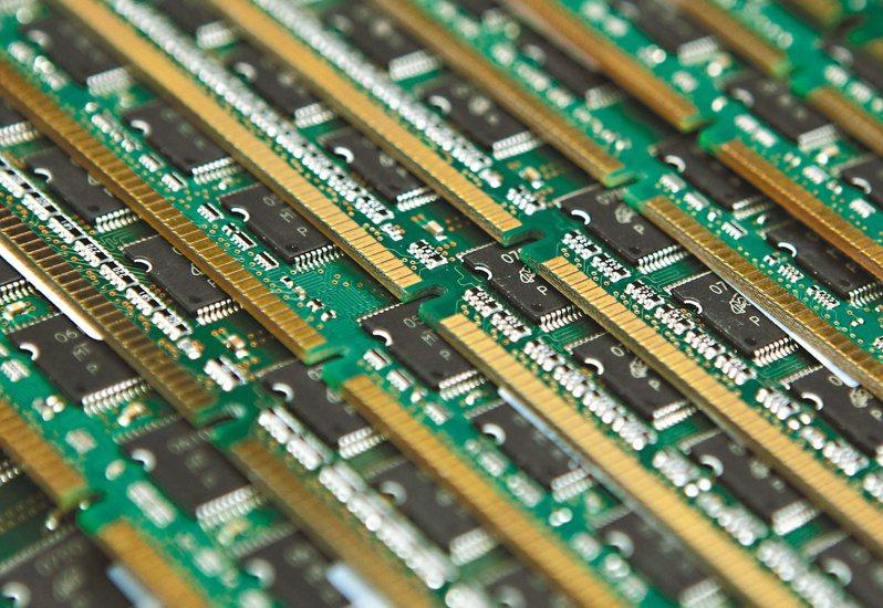武漢是大陸編碼型(NOR)和儲存型(NAND)快閃記憶體(Flash)和面板主要生產重鎮。 圖/聯合報系資料照片