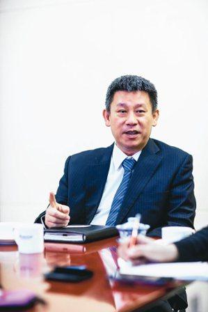 台達電執行長鄭平。 台達電/提供