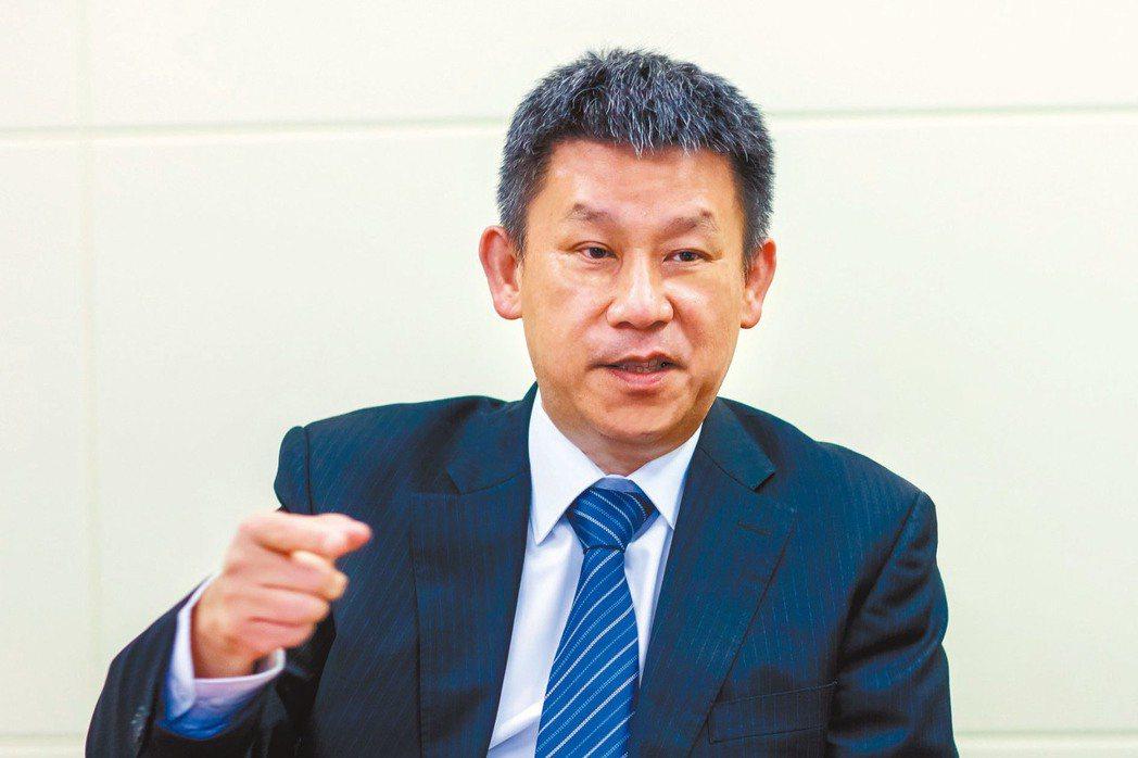 台達電執行長鄭平