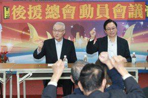張善政:民眾支持度熱到爆表 對勝選有信心