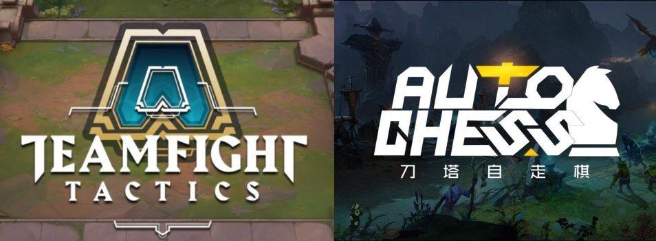 《聯盟戰棋》推出時,Riot大方坦承製作靈感來自於《刀塔自走棋》。