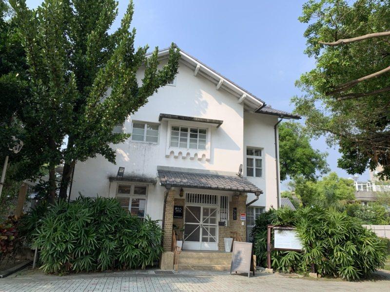 圖為屏東孫立人行館,是屏東眷村的知名建築之一。 圖/翁禎霞攝影