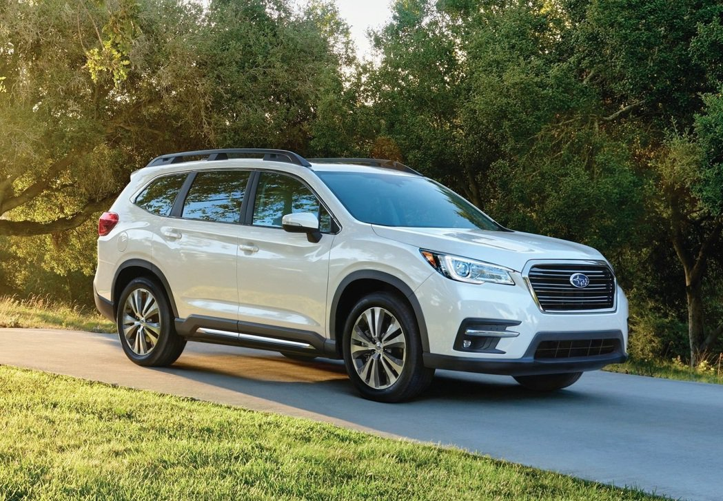 Subaru Ascent今年成長幅度之大,在喜愛大車款的美國市場後勢看漲。 圖...