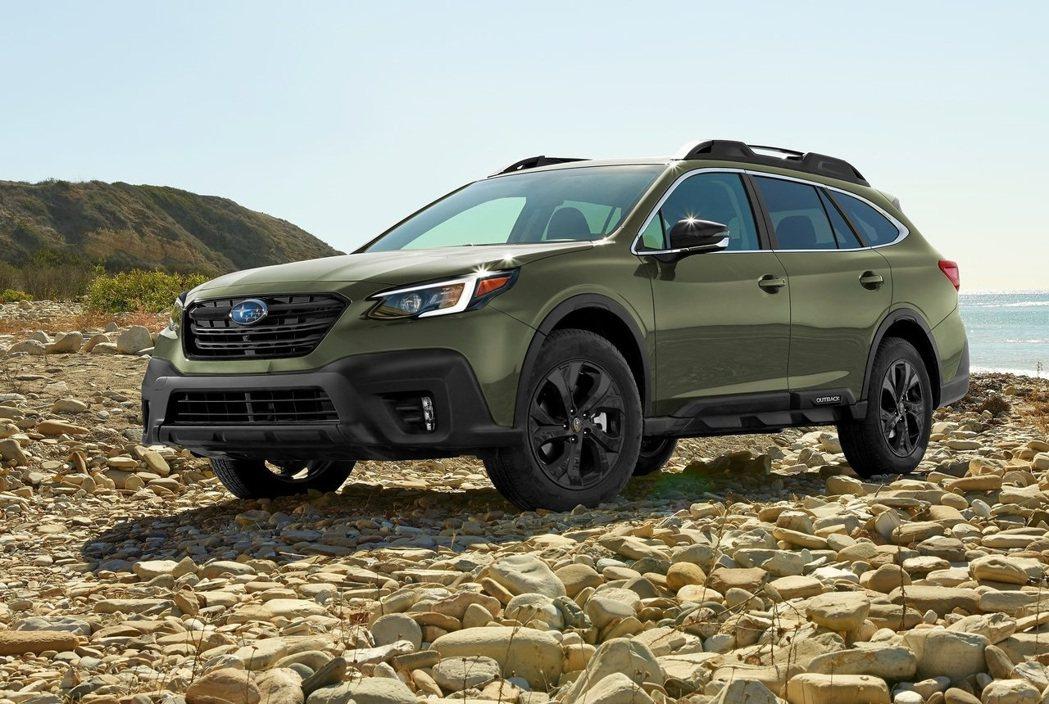 Outback以181,178輛位居Subaru銷量榜首。 圖/Subaru提供