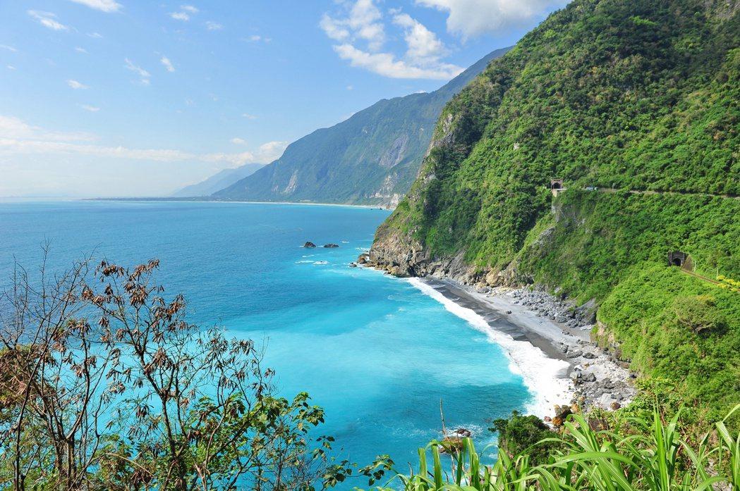 花蓮清水斷崖。 可樂旅遊/提供