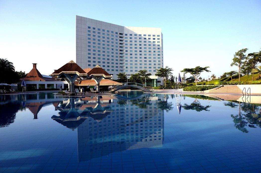 花蓮美侖大飯店。 可樂旅遊/提供