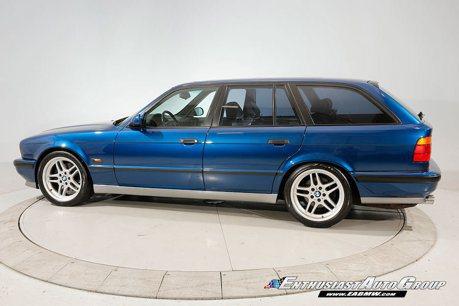 1994 BMW M5 Touring二手釋出 絕版好車再一發!