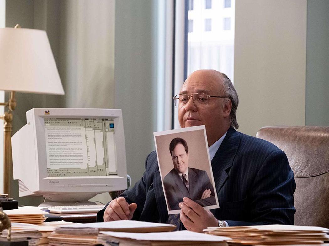 羅素克洛以「腥聞教父」獲得金球獎最佳迷你影集或電視電影男主角獎。圖/摘自imdb