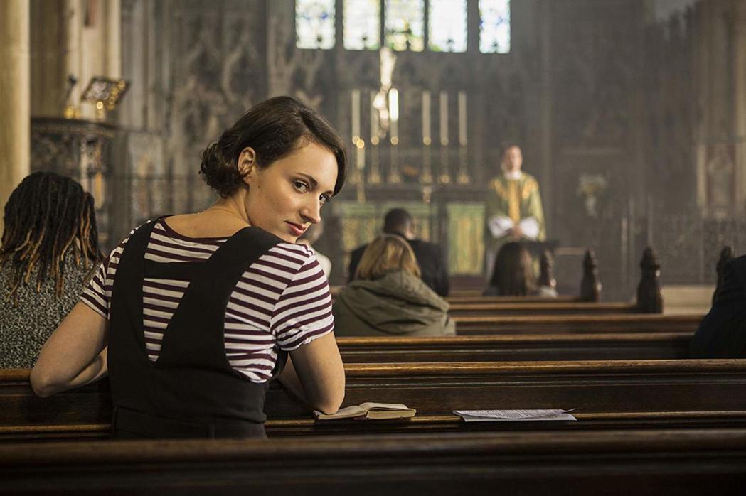 亞馬遜影集「邋遢女郎」獲得兩座金球獎。圖/摘自imdb
