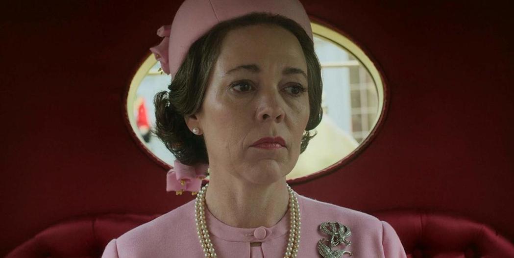 「王冠」第3季換了男女主角,奧莉薇亞柯爾曼還是登上金球獎得主寶座。圖/摘自Net...