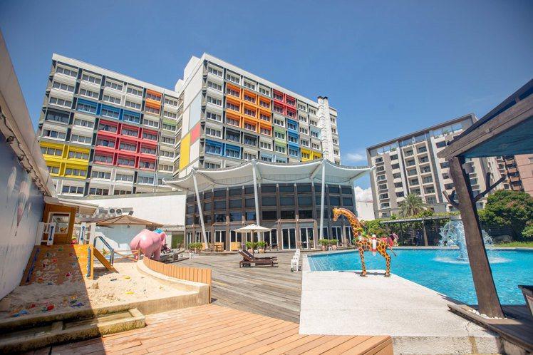 翰品酒店花蓮攜手品文旅礁溪推出續住優惠住房專案。圖/翰品酒店花蓮提供