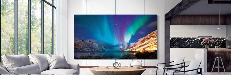 三星電子於CES 2020前夕搶先發表最新MicroLED、QLED 8K及Lifestyle電視系列產品。(圖:三星提供)