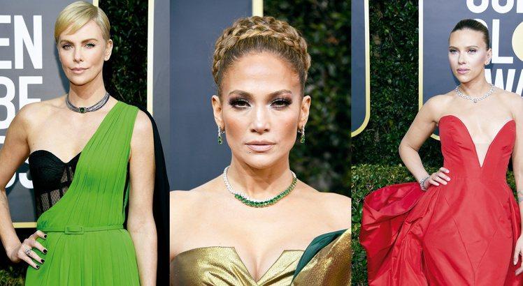 第77屆金球獎頒獎典禮順利落幕,不過女星們在紅毯上的打扮、行頭依舊是網友們津津樂...