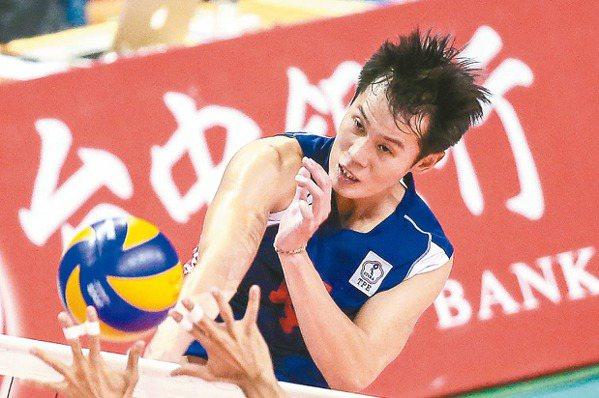 排球/東奧資格賽國家隊最後一博 王明浚:享受比賽