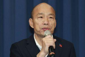 韓國瑜:70年來假想敵就是解放軍 我沒迴避