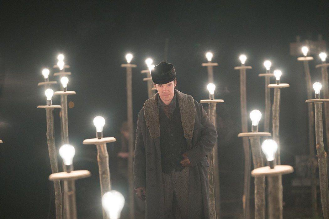 電影「電流大戰」去年上映,班尼迪克.康柏拜區(Benedict Cumberba...