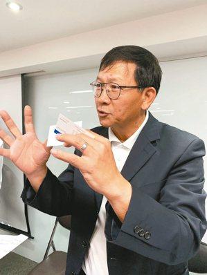 泰碩總經理梁竣興