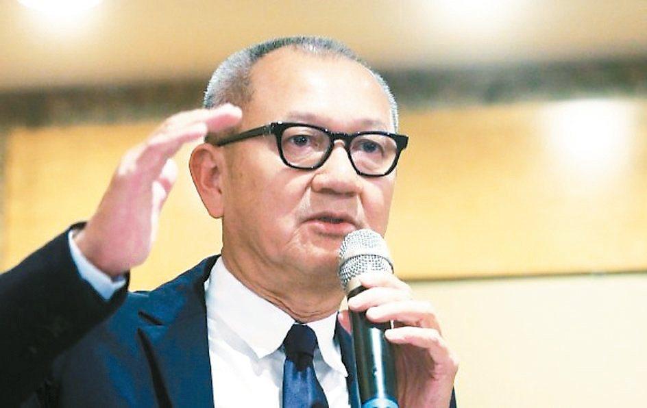 圖為國巨董事長陳泰銘。本報系資料庫