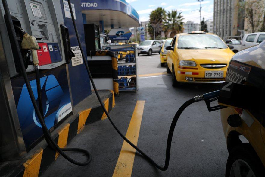 國際油價一度因中東緊張情勢加劇而走高,稍後回軟。 路透
