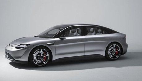 Sony不只賣PS5?還發表了電動概念車Vision S Concept!
