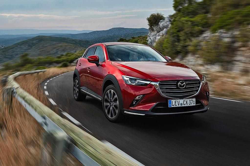 瑜亮之爭!Mazda CX-30上市後,英國停止販售Mazda CX-3
