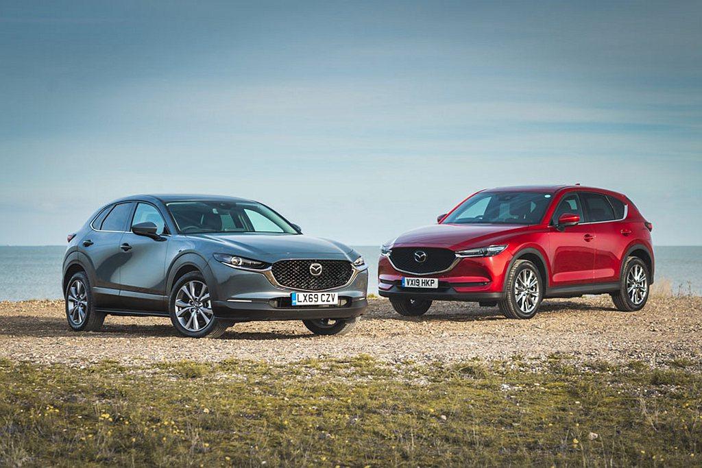 英國Mazda分公司趁著CX-30逐步熱賣的時間點,重新調整CX-3的產品定位,...