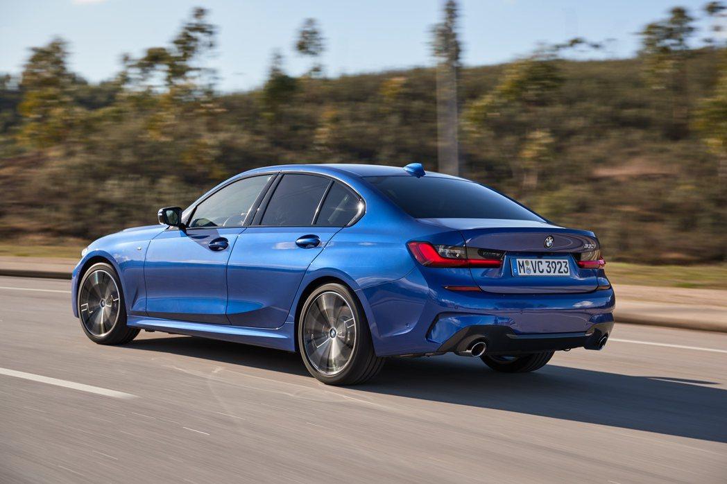儘管房車銷售在北美市場表現不佳,但新世代BMW 3 Series仍有著穩健的銷量...