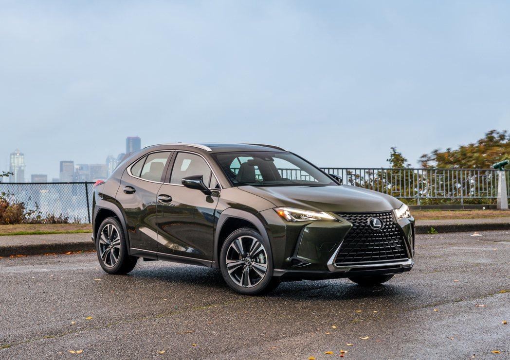 迎來完整銷售年的Lexus UX,2019年在北美市場銷量表現優異。 摘自Mer...