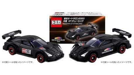 慶祝Tomica 50週年!買東京改裝車展預售票 就送GT-R Nismo GT500廠車