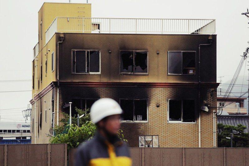 日本著名的京都動畫公司(Kyoto Animation,俗稱「京阿尼」),在去年7月18日發生慘絕人寰的縱火事件,總共造成36人死亡。 美聯社