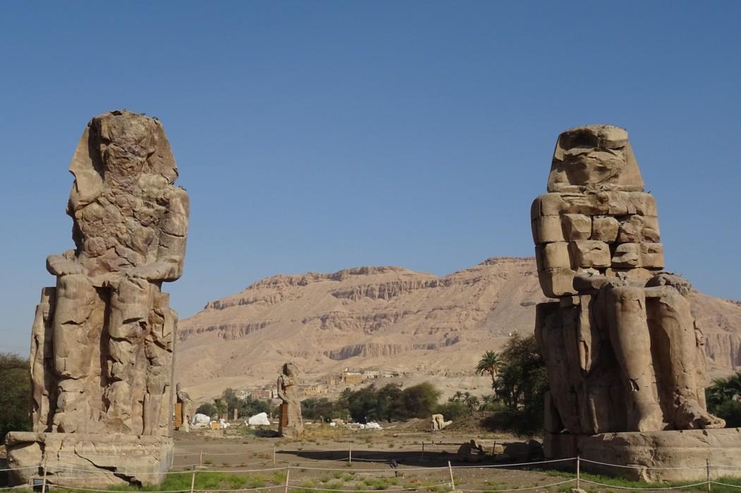 埃及/隱蔽於帝王谷中的埃及武則天——古都盧克索
