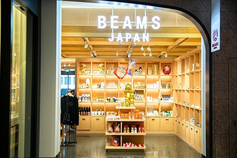 文青最愛的BEAMS JAPAN,能找到多樣的日本製產品。