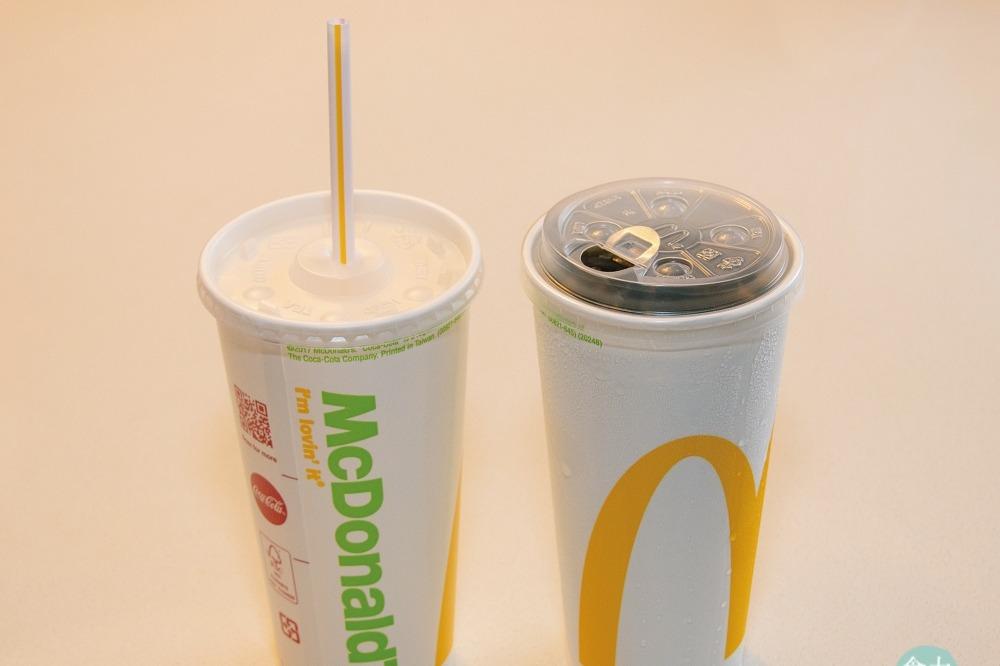 龍頭就得帶頭走!麥當勞包裝減塑少紙化 功能卻變多