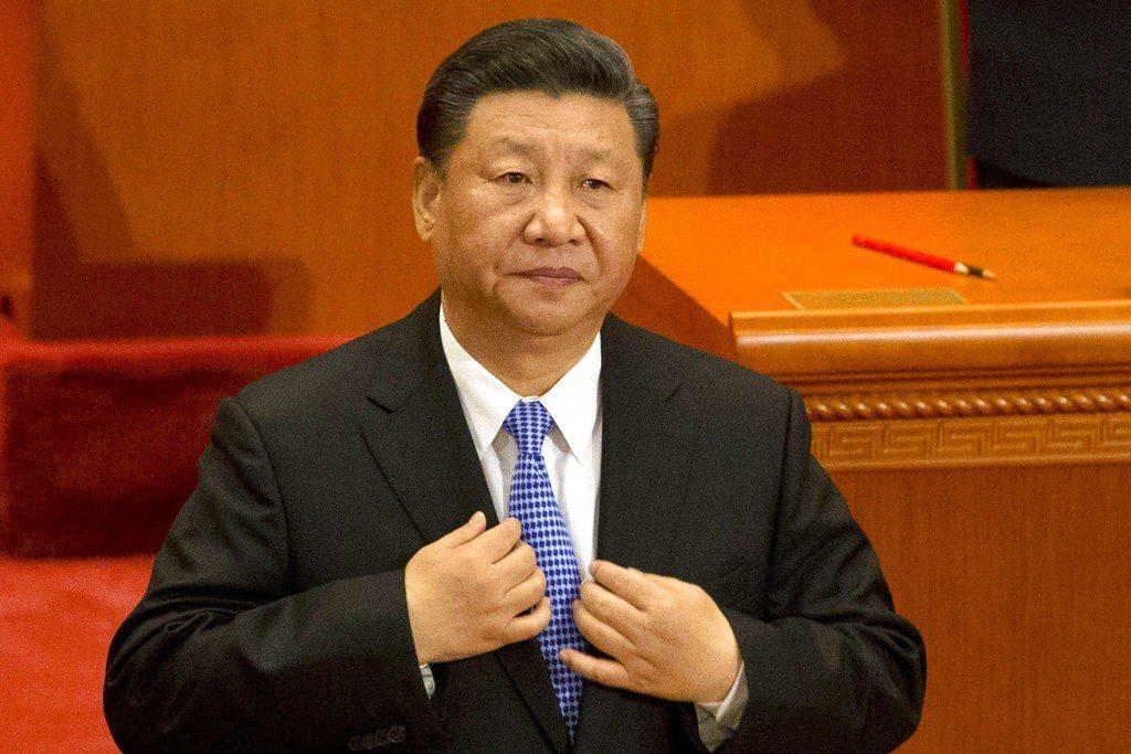 中共總書記習近平去年初提出兩制台灣方案,引起關注。(取自美聯社)