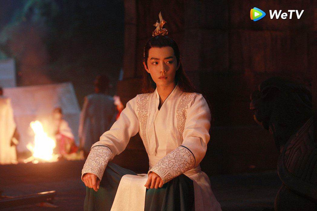肖戰特別演出「慶餘年」。圖/WeTV提供