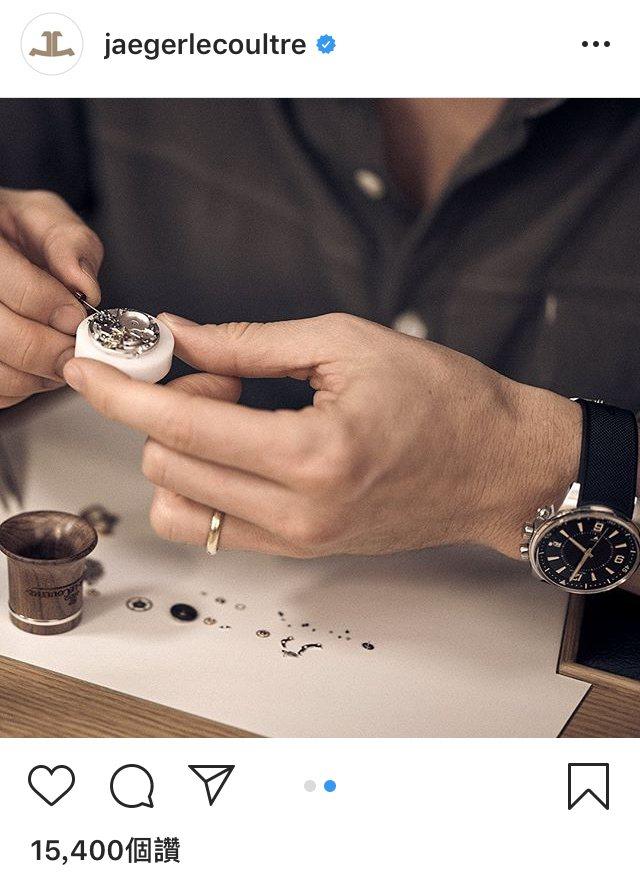 當電影中的魔法大師遇上現實中的頂級時計製造大師,是一次奇妙的交會。圖╱翻攝自積家...