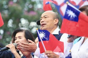 批選戰資源不對等 韓國瑜:得網軍不會得天下