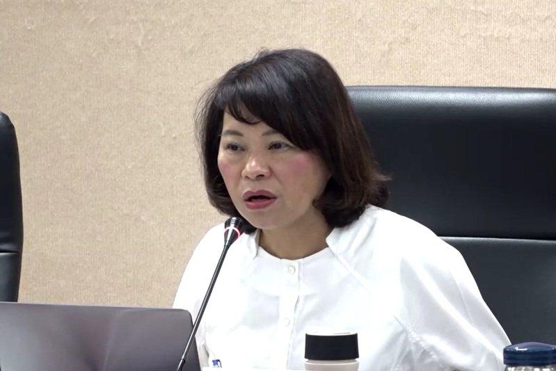 嘉義市長黃敏惠強調,應照顧第一線、為市民服務的市府臨時人員。記者卜敏正/翻攝