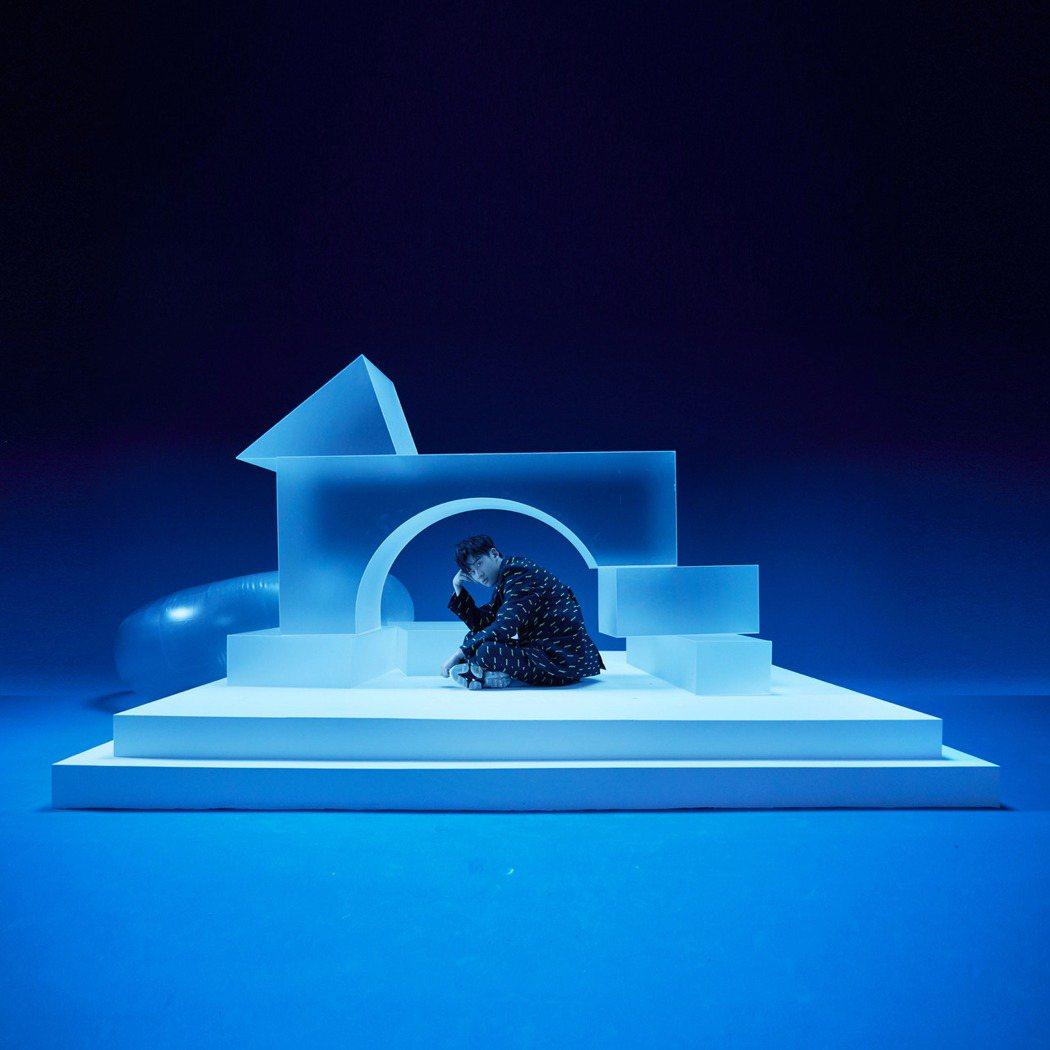周興哲新專輯「小時候的我們」已數位上架。圖/星空飛騰提供