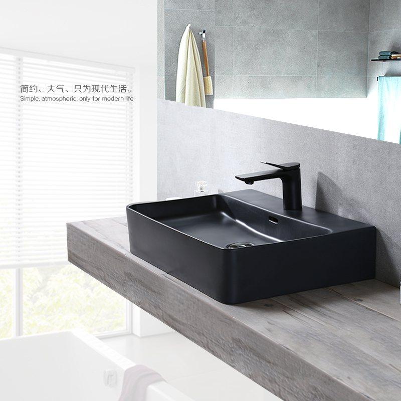 浴室的台上盆,也要審慎選擇。圖/摘自淘寶
