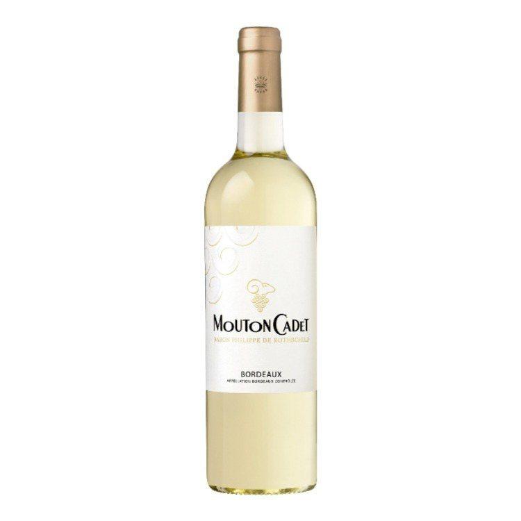 法國摩當卡地醇釀白葡萄酒,建議售價760元。圖/橡木桶洋酒提供