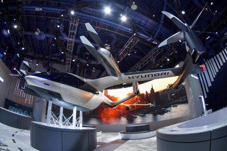 韓系車商進攻飛行車 Hyundai與Uber合作空中計程車!