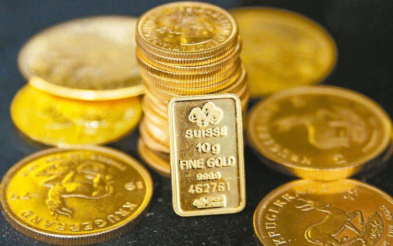 美伊局勢持續升溫,黃金價格早盤飆升至六年新高。 路透
