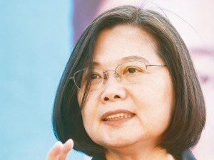 被韓國瑜指網軍總司令 蔡英文:他對「中國水軍」沒說過一句話