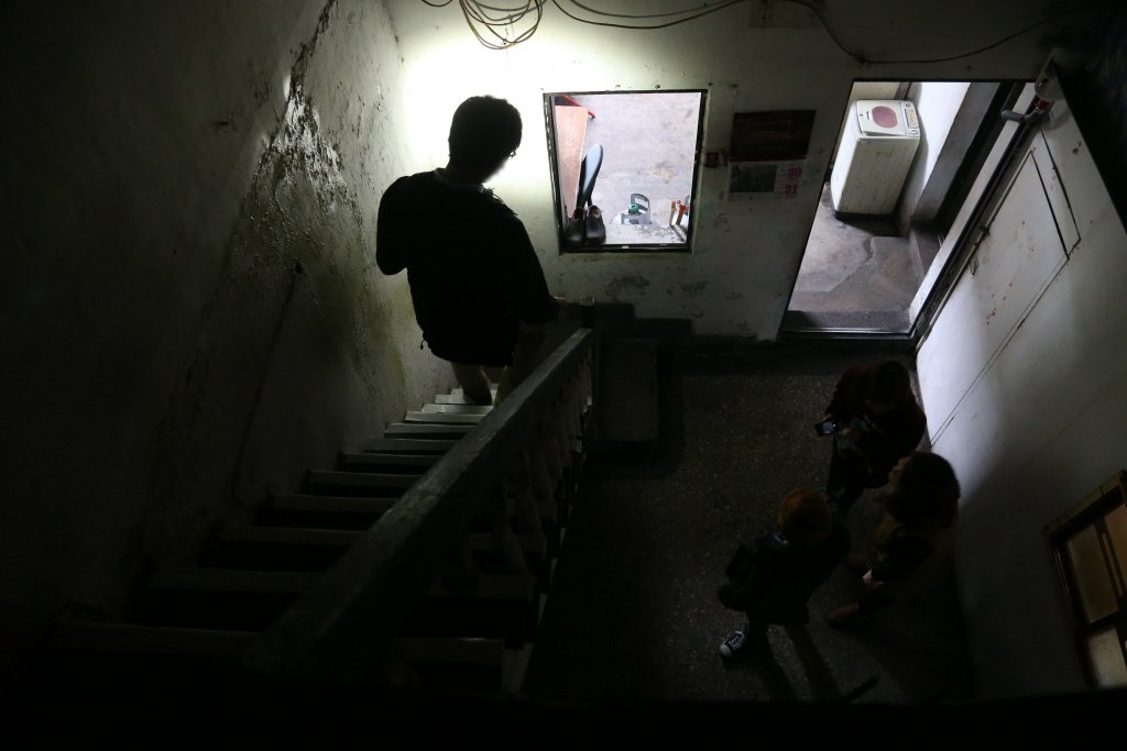 對許多貧病老弱與無家者來說,戶籍並不是唯一的難題;就算解決了戶籍,貧窮依然如影隨形。 圖/聯合報系資料照