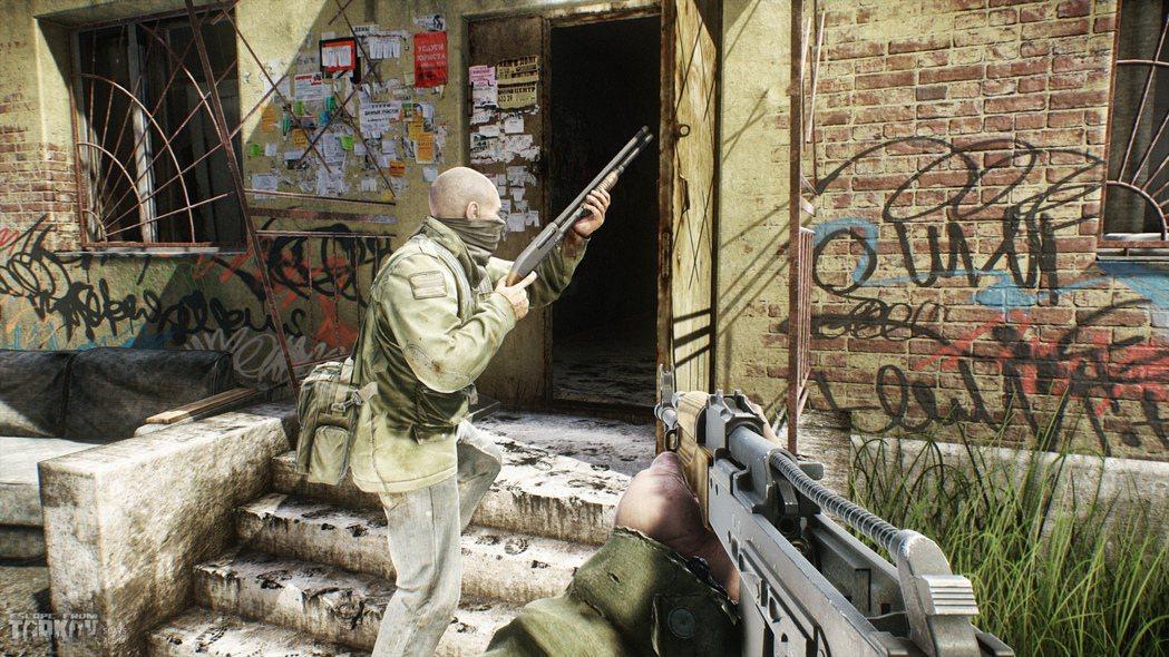 《逃离塔科夫》官方游戏画面