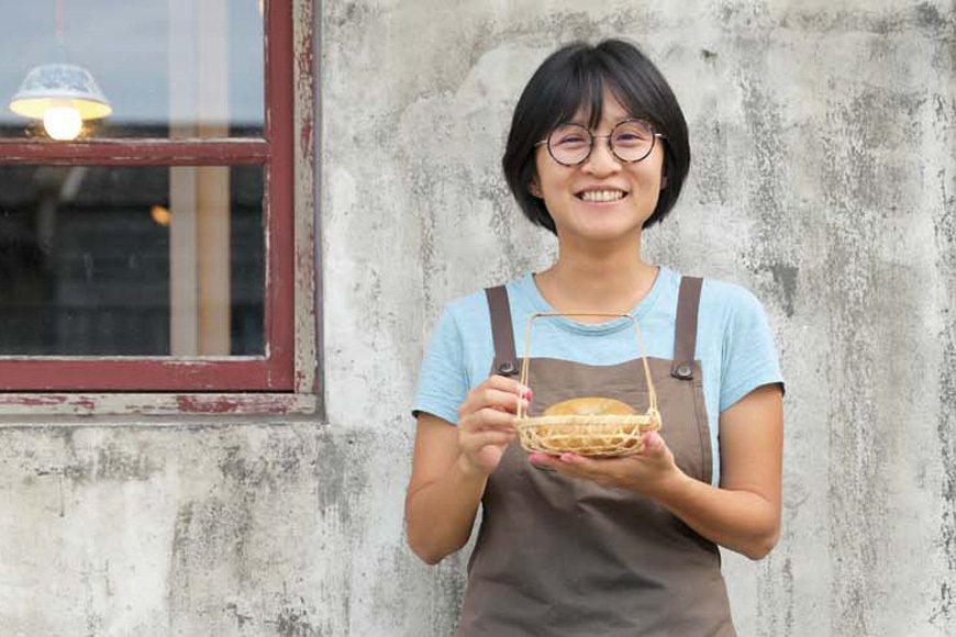 「好丘」餐飲顧問-郭書鳳(小寶)。 圖/周禎和攝影