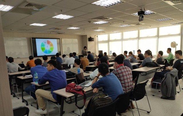 年前進修加薪!台灣知名區塊鏈科技公司齊力推動「區塊鏈商業應用規劃師」證照課程。 ...