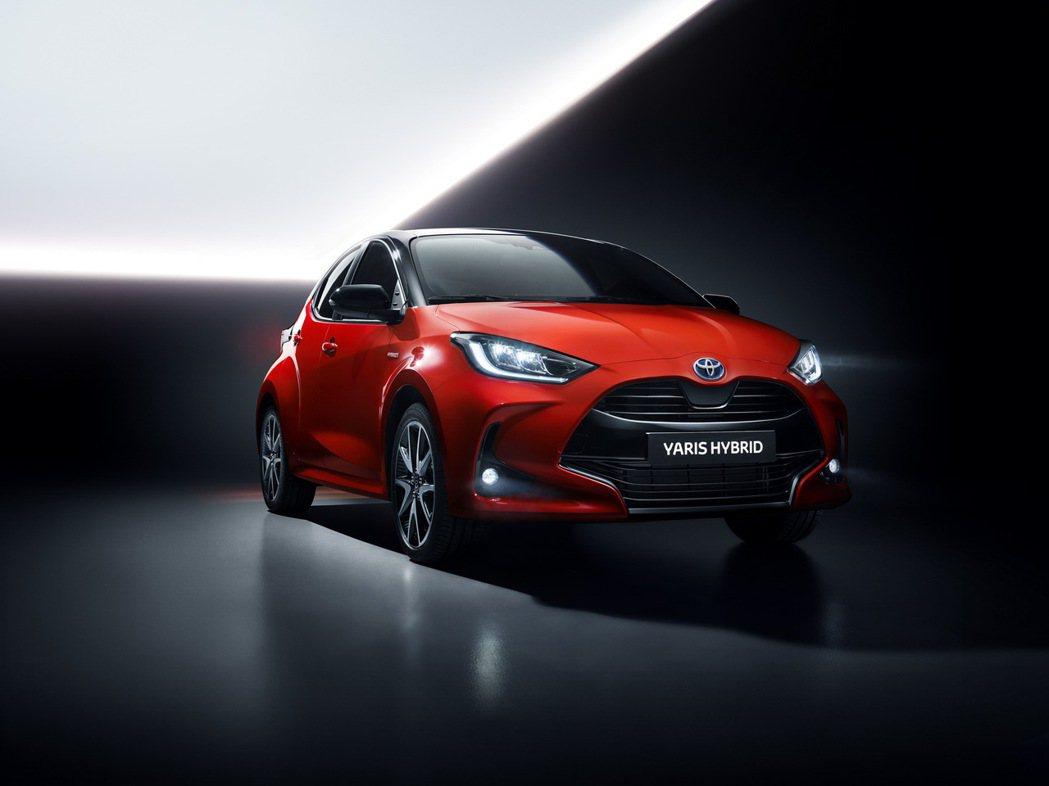 全新YARIS將衍生出一台CUV車款。 摘自carscoops.com